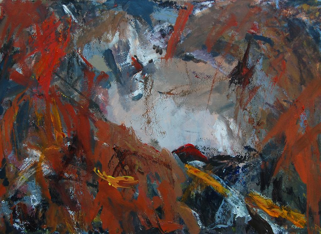 Matthijs winnubst schilderblog - Entree schilderij ...